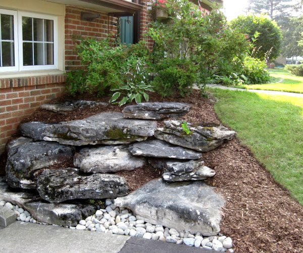 Mossy Decorative Limestone