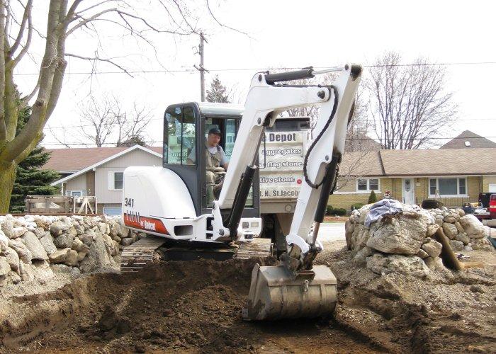 Excavating 2