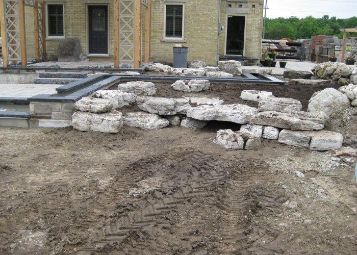 Limestone Rocks 1