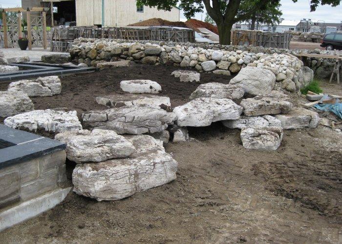 Limestone Rocks 2
